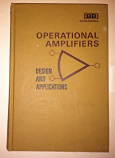 Burr-brown Operational Amplifiers Design and Applications