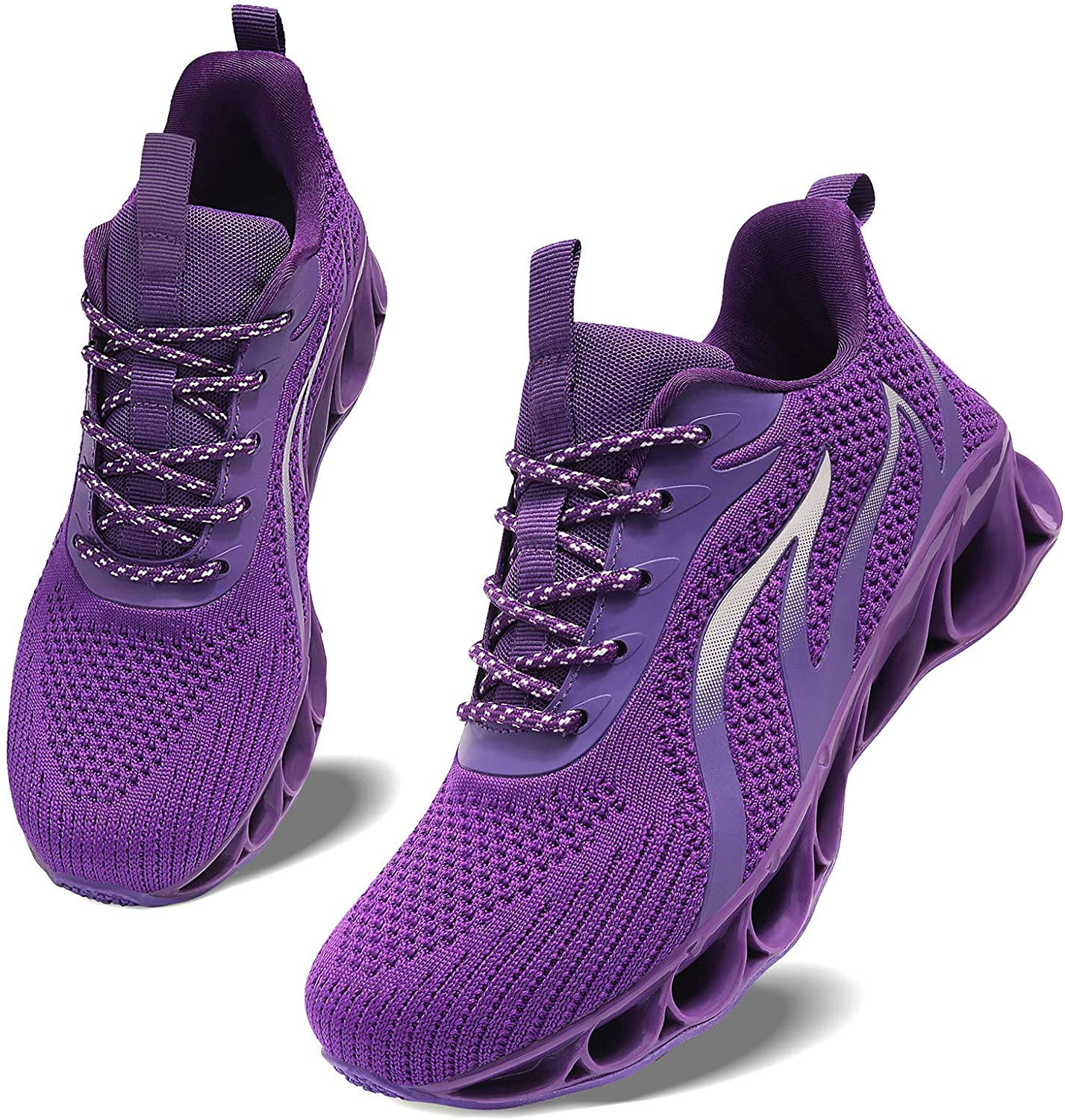 MOSHA BELLE Fort Worth Mall OFFer Womens Non Slip Sneake Tennis Athletic Shoes Running