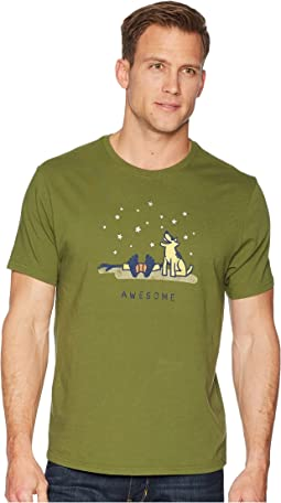 Awesome Universe Smooth Tee