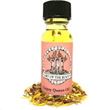 Gypsy Queen Oil 1/2 oz for Intuition, Wisdom & Mystery Hoodoo Voodoo Wiccan Pagan Conjure Santeria