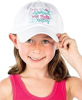 قبعة بيسبول من القطن المغسول للأطفال الصغار والبنات والأولاد من Funky Junque