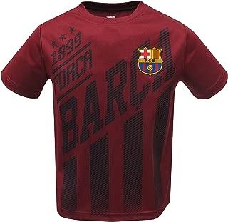 barcelona soccer fabric