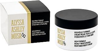 Alyssa Ashley Musk By Alyssa Ashley For Women Body Cream 8.5 Oz
