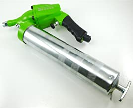 Dynamic Power Continuous Flow Grease Gun 14 Ounce Cartridge bulk filled or canister filled.