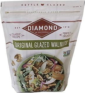 Diamond of California Original Glazed Walnuts, 32 oz, 1 Pack