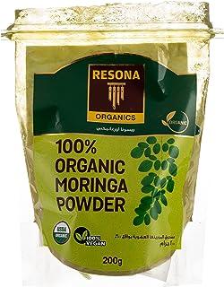 Resona Organic Moringa Powder, 200 gm