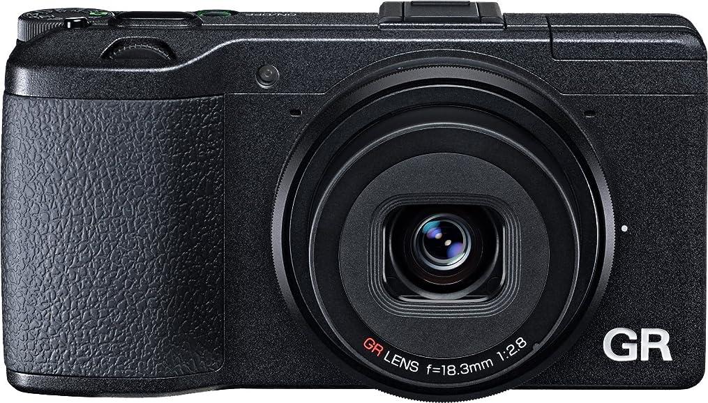 フォーマル分解する概念RICOH デジタルカメラ GR APS-CサイズCMOSセンサー ローパスフィルタレス 175740