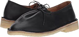 SOLOVIÈRE - Manolette Leather Loafer