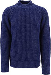 Luxury Fashion Mens WOMAG1882UF03623060 Blue Sweater | Fall Winter 19