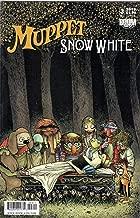 Muppet Snow White Comic #3 David Petersen Cover A