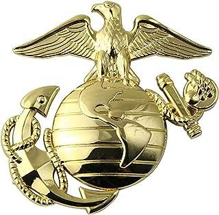Best brass marine corps emblem Reviews