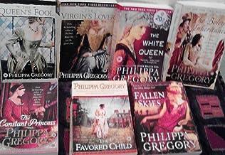 Set of 7 Phillipa Gregory Novels (The Constant Princess, The Boleyn Inheritance, The White Queen, Queen's Fool, Virgin's L...