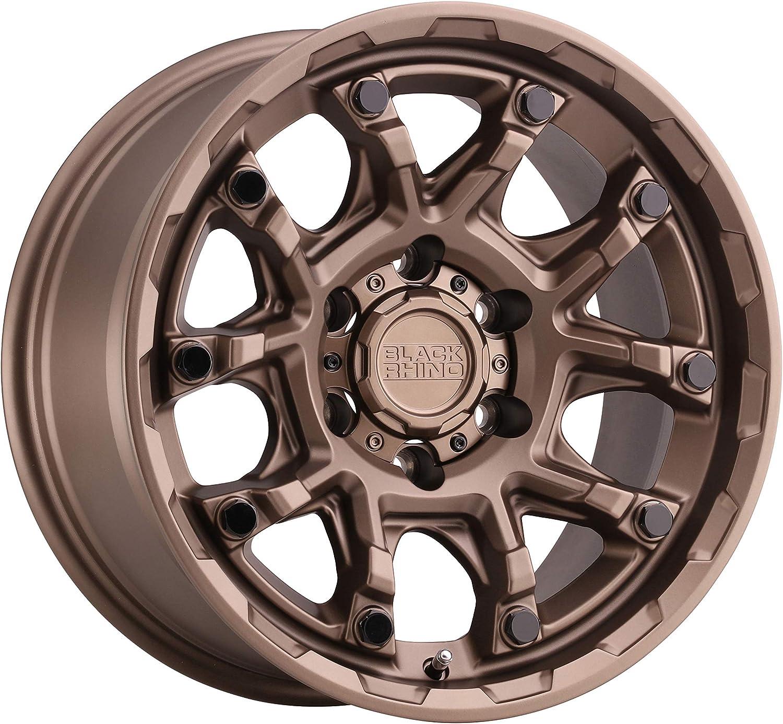 Black Rhino Ark Custom Quantity limited Wheel - 18X9 Bolt -18 6X139.70 Seattle Mall Offset P