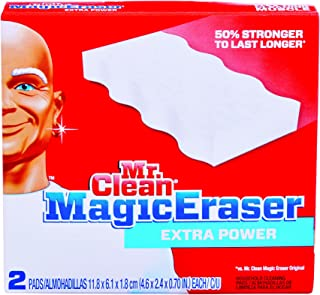 MR CLEAN MAGIC ERASR 2CT X/POWR (Pack of 2)