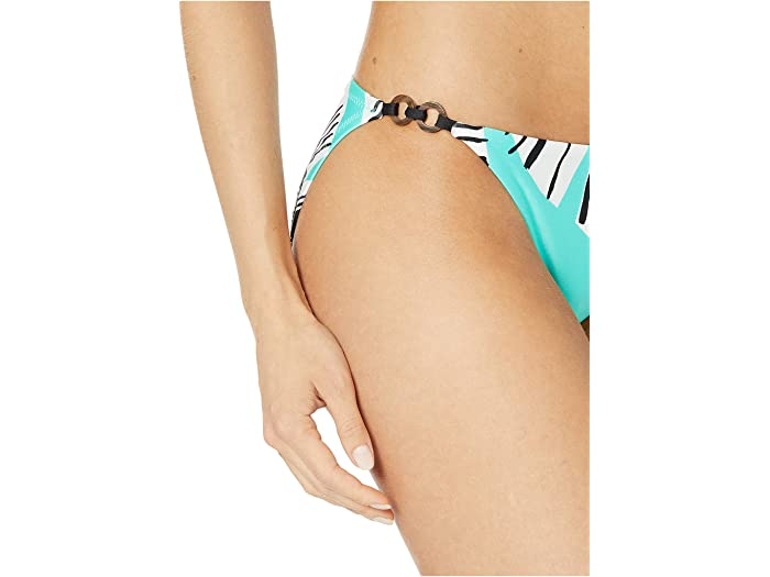 Trina Turk Copacabana String Hipster Bottoms Lagoon Swimwear