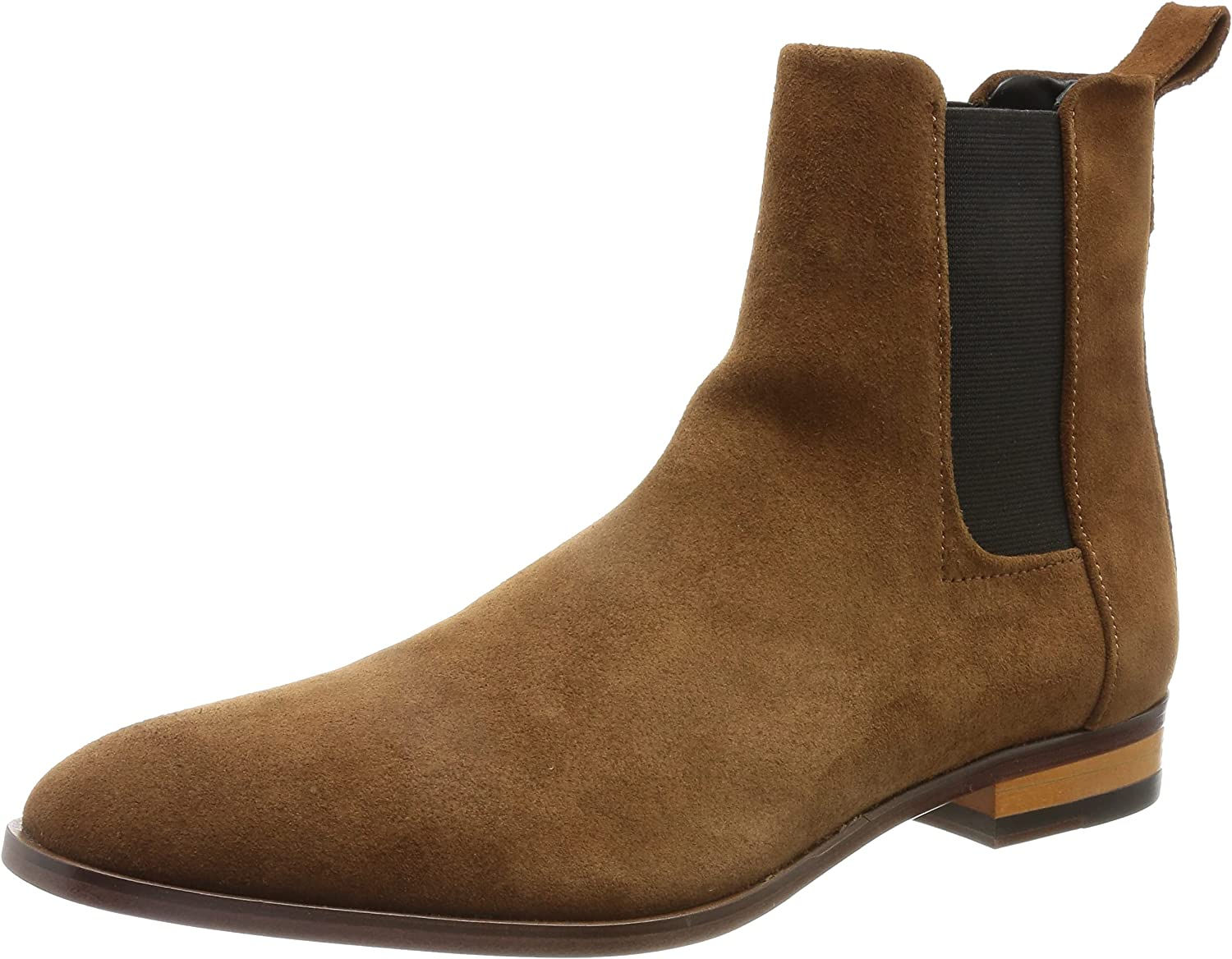 Courier shipping free HUGO 100% quality warranty! Men's Modern Chelsea Boot