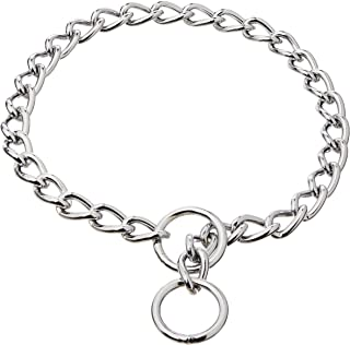 Coastal Pet Products DCP554022 Titan X-Heavy Chain Dog Training Choke/Collar with 4mm Link, 22-Inch, Chrome