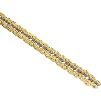 D.I.D 530ZVMXG-92 Gold 92-Link High Performance X-Ring Chain with Connecting Link