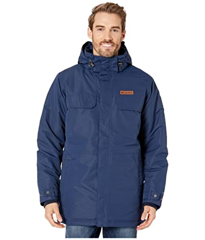 Columbia Rugged Pathtm Parka (Collegiate Navy) Men