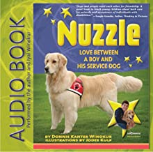 NUZZLE - Love Between a Boy and His Service Dog Mom s Choice Awards Recipient