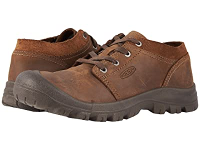 Keen Grayson Oxford (Mid Brown/Scylum) Men
