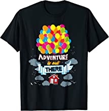 Mountains Adventure is out there Nature Tee Shirt