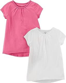 Baby Girls' 2-Pack Tees