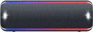 Sony XB32 Extra Bass Wireless Portable Bluetooth Speaker - Black - SRS-XB32/B (Renewed)