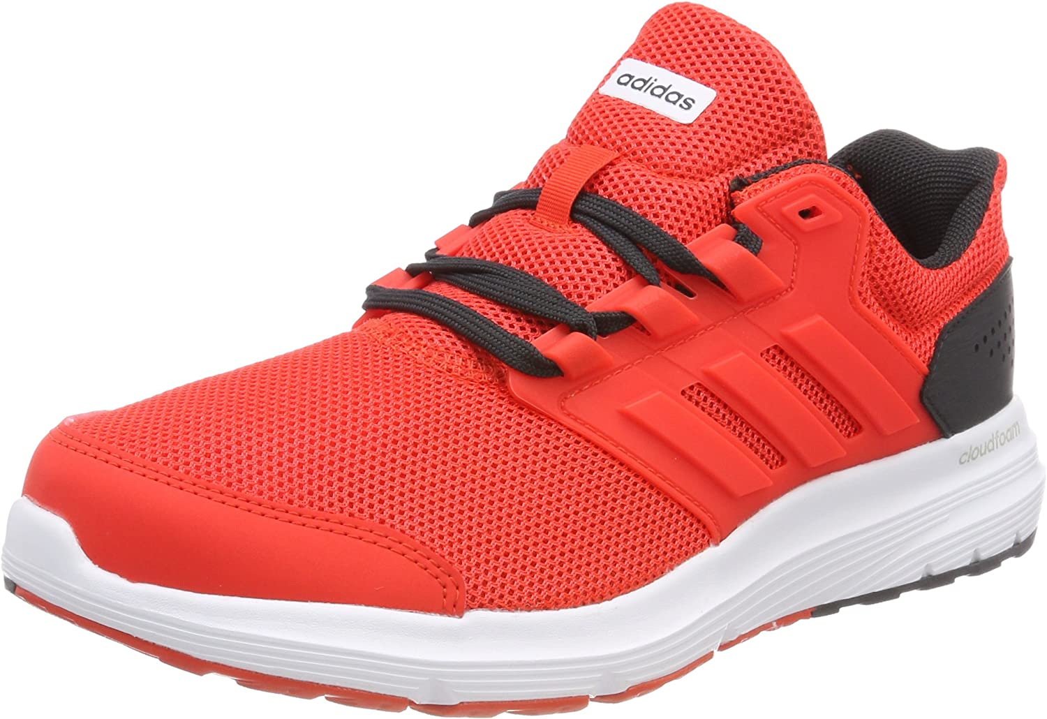 Adidas Men Running shoes Galaxy 4 Training Cloudfoam Trainers Gym New CP8825