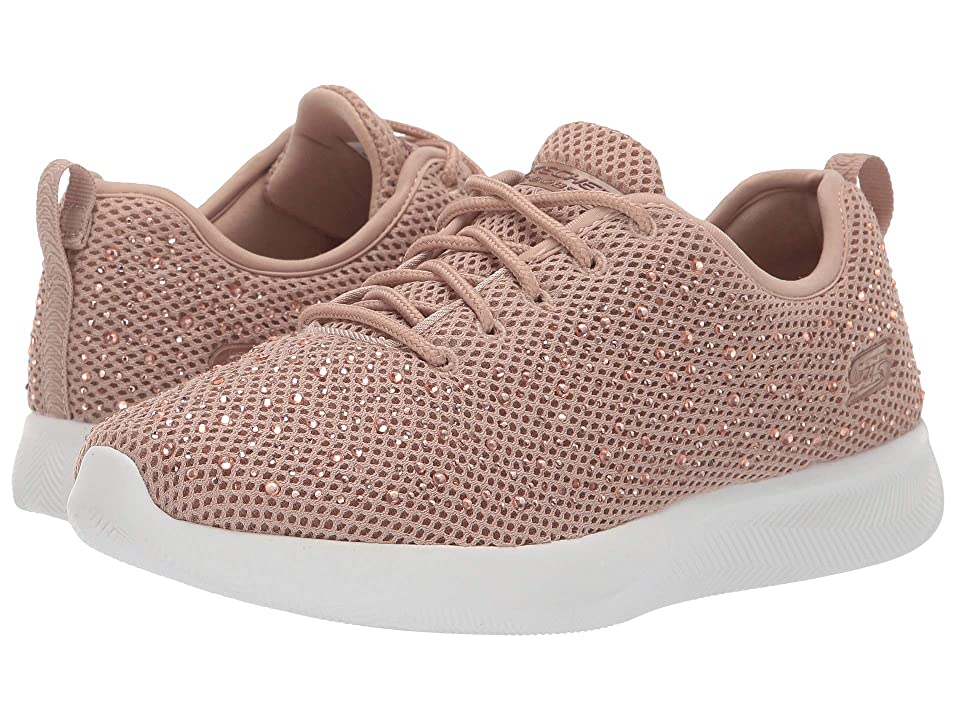 BOBS from SKECHERS Bobs Squad 2 Galaxy Chaser (Rose Gold) Women