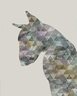Bull Terrier Dog Watercolor Artwork - Bull Terrier Wall Art Print in Various Sizes - Bull Terrier Decor for a Nursery, Home or Office - A Perfect Gift for a Bull Terrier Mom or Bull Terrier Lover