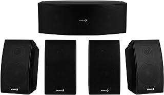 Dayton Audio HTS-1200B Home Theater Bocina System (Black)