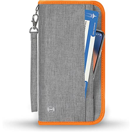 Color: ZJZ503Z6 Gimax Card /& ID Holders THIKIN Travel Passport Cover A Shot in Water Printing Passport Travel Wallets for Credit Card Large Capacity Passport Holder