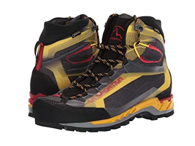 La Sportiva Trango Tech GTX (Black/Yellow) Men