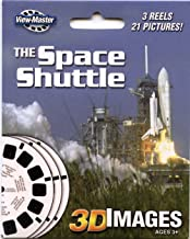 ViewMaster 3Reel Set - The Space Shuttle - 21 3D Images