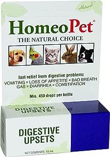 Best homeopet digestive upset Reviews