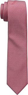 Dockers Big Boys Check Neat Tie, Red, OS