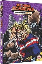 僕のヒーローアカデミア 3rd コンプリート DVD-BOX パート1(第39-50話)(DVD リージョン2-PAL方式) (輸入版)