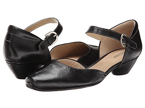 Tina 17 Leather Mary Jane Flats 4lC0hKP