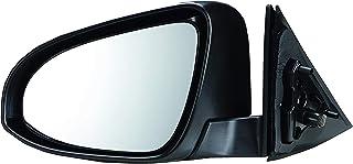Dorman 959-169 Driver Side Power Door Mirror - Heated / Folding for Select Toyota Models, Black