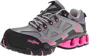 Nautilus 1851 Women's Comp Toe Waterproof EH Athletic Shoe