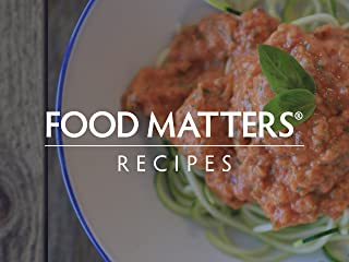 Food Matters Main Meal Recipes