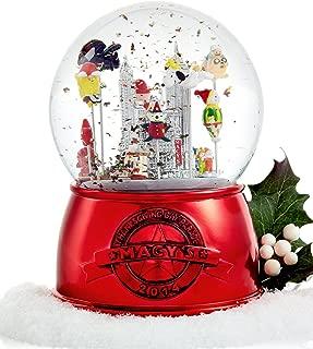 parade snow globe