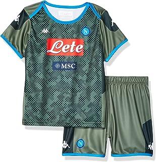 Ssc Napoli Italian Serie A Baby Away Match Kit