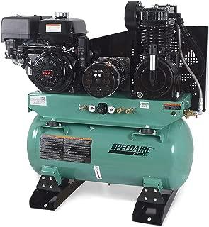 Speedaire 30 gal Stationary Air Compressor/Generator - 6EWK6