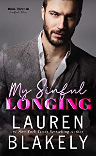 My Sinful Longing (Sinful Men Book 3) (English Edition)