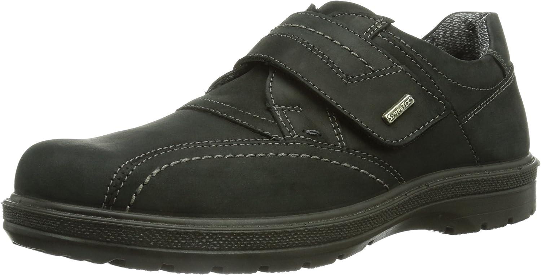 Jomos herr M. Velcro skor svart bred H H H  Alla produkter får upp till 34% rabatt