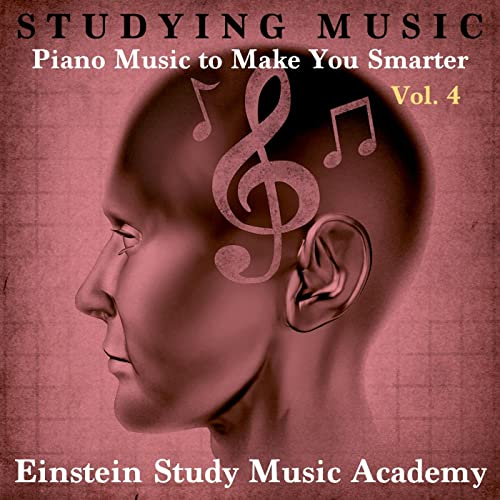 Piano Music for Concentration and Focus by Einstein Study