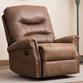 Best ashley leather rocker recliner Reviews