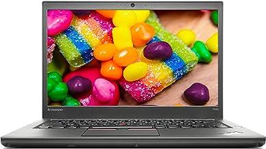 Lenovo ThinkPad T450s 14in Laptop, Intel Core i5 5300U 2.3Ghz, 8GB DDR3 RAM, 500GB Hard Drive, Webcam, Windows 10 (Renewed)